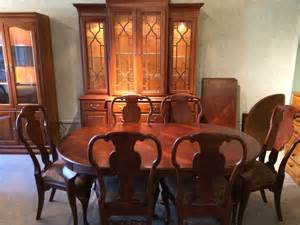 Drexel Heritage Dining Room Furniture Drexel Heritage Dining Room Allegheny Furniture Consignment