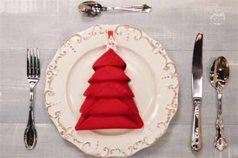 Tovagliolo Albero Di Natale by Ricetta Tovagliolo Albero Di Natale La Ricetta Di