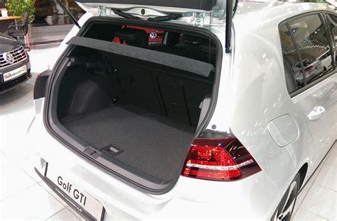 volkswagen golf trunk 2014 vw golf gti test drive ihab drives