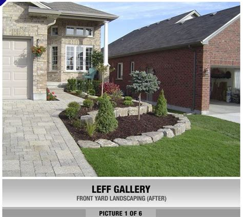 front yard landscaping canada tlc ca professional landscaping ontario canada
