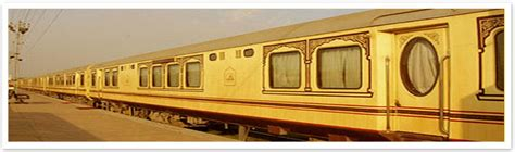 Opulent Furnishings History Of The Palace On Wheels Luxury Train Travel In India