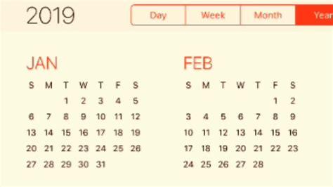 calendar  lagan  seimado