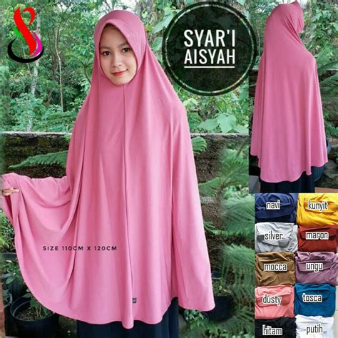 Khimar Zahra Antem Pet Jumbo sentral grosir jilbab i produsen jilbab i grosir jilbab