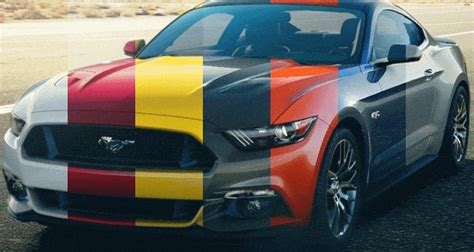 mustang gift 2016 ford mustang gt coupe by michael hardy