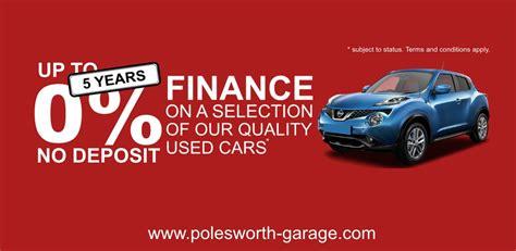 polesworth garage  cars  percent finance deals
