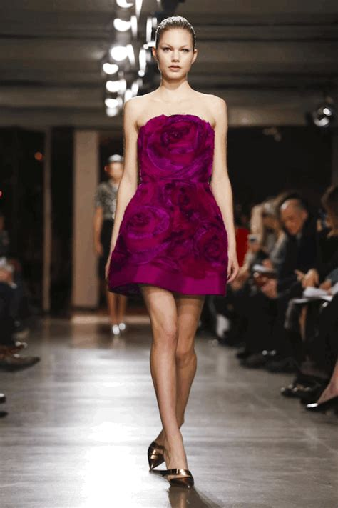 More Fashion Week Coverage On The Way what do i wear oscar de la renta fall 2015 follow for