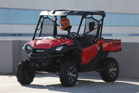 2016 honda pioneer 1000 16 atvconnection
