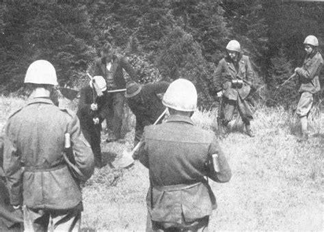 seconde dei russi soldati italiani fucilati come disertori a guerra finita