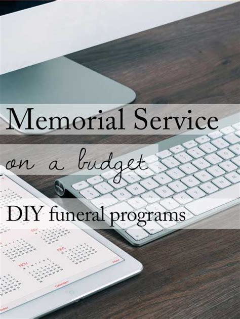 Small Shop Decoration Ideas 15 ideas for a beautiful memorial service on a budget