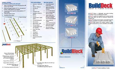Easy Floor Plans Builddeck Floor Amp Roof Decking