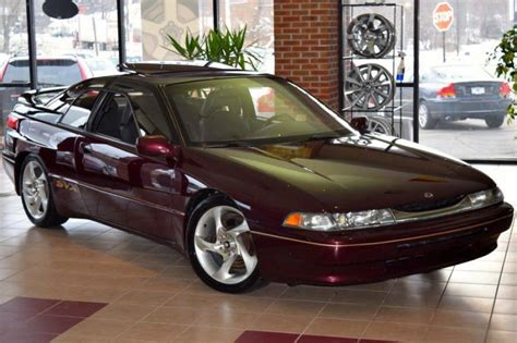 subaru svx price how about this sweet 1992 subaru svx ls l for 6 995
