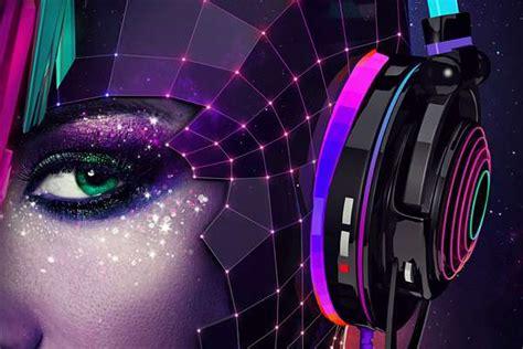 galactic digital art michael sycz