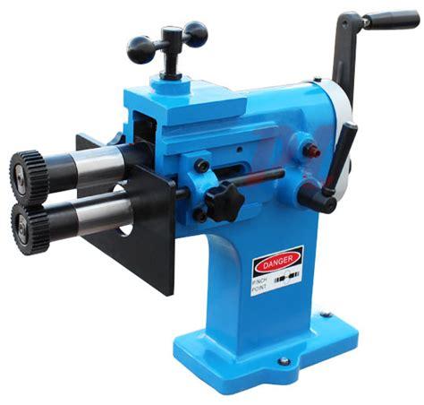 8 quot throat bead bender machine 18 bending roll 4