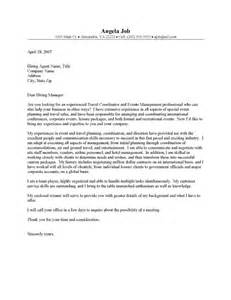 Home Travel Cover Letter by Sle Cover Letter Cover Letter Exles Leasing