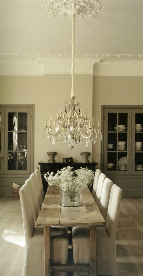 chic dining room modern country style modern country dining rooms