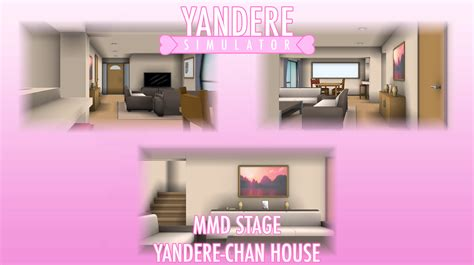 stage house mmd yandere sim stage yandere chan house by i see you1 on deviantart