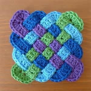 crafts patterns 25 unique crochet coaster pattern ideas on