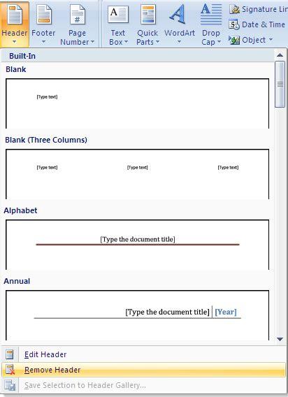 fungsi tab design pada header dan footer tools gilang blog menyisipkan header footer tanpa sections pada