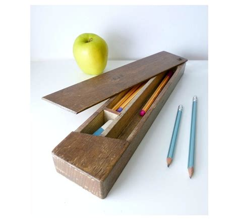 best pencil for woodworking 25 best ideas about wooden pencil box on