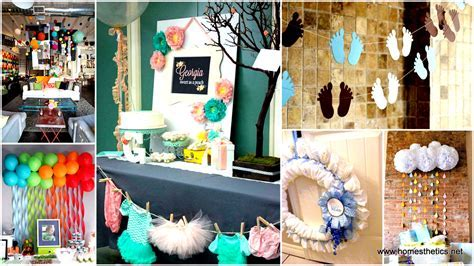 22 Insanely Creative Low Cost DIY Decorating Ideas For Your Baby Shower Party