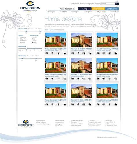 cosmopolitan home designs