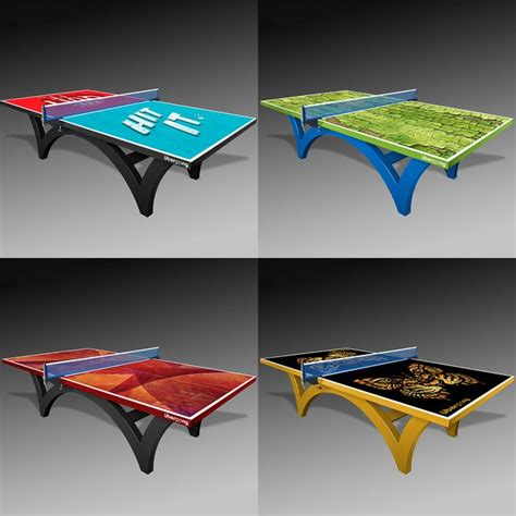 Custom Pong Tables by Custom Ping Pong Tables By Uberpong