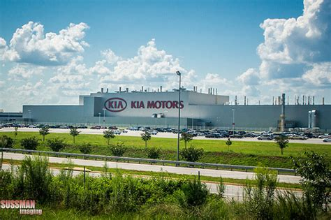 Kia West Point Kia Motors Plant The Kia Motors Plant Opened In West