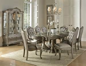 homelegance florentina 10 piece 84x44 dining room set in