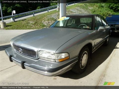 buick lesabre 1994 1994 buick lesabre limited in cagne beige metallic