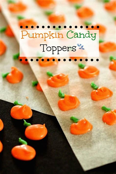 3 quick fall decorating tips total mortgage blog pumpkin candy toppers simply sated