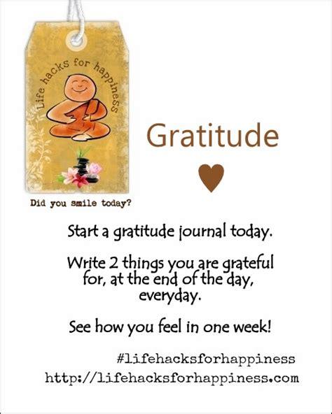 vidga hacks gratitude lifehacksforhappiness hacks for happiness
