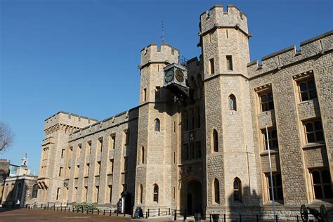 the jewel house tower of london the enchanted manor