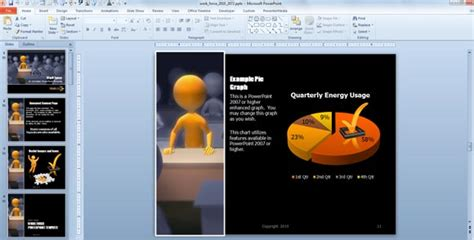Animated Powerpoint 2007 Templates For Presentations Free Template Powerpoint 2007