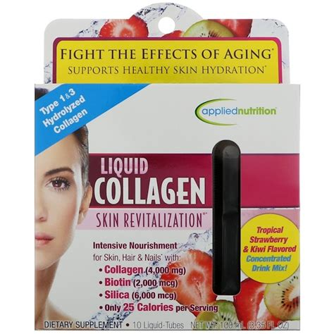 Liquid Collagen irwin naturals liquid collagen skin revitalization