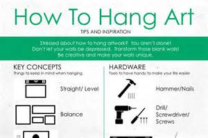 how to hang how to perfectly hang canvas art on walls brandongaille com