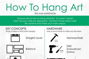 how to hang photos how to perfectly hang canvas art on walls brandongaille com