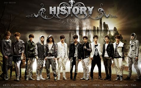 Exo History | kpop outfits