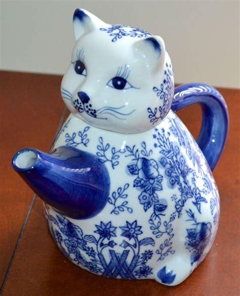 Antique Style Blue White Miniature Mini Teapot European Tea Cup 3 5 Quot 9cm Ebay 113 Best Images About Teapots On Ceramics