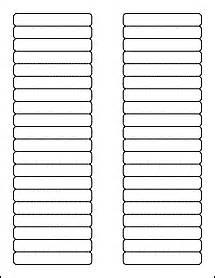 tab labels template 6 best images of printable tab divider labels printable