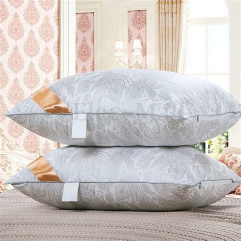 size pillows size bed pillow cool slumber hypoallergenic sleep