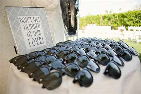 Wedding Favors Sunglasses by Wedding Favors Sunglasses The Destination Wedding