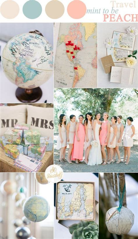????????????? Travel Themed   Travel Themed Weddings