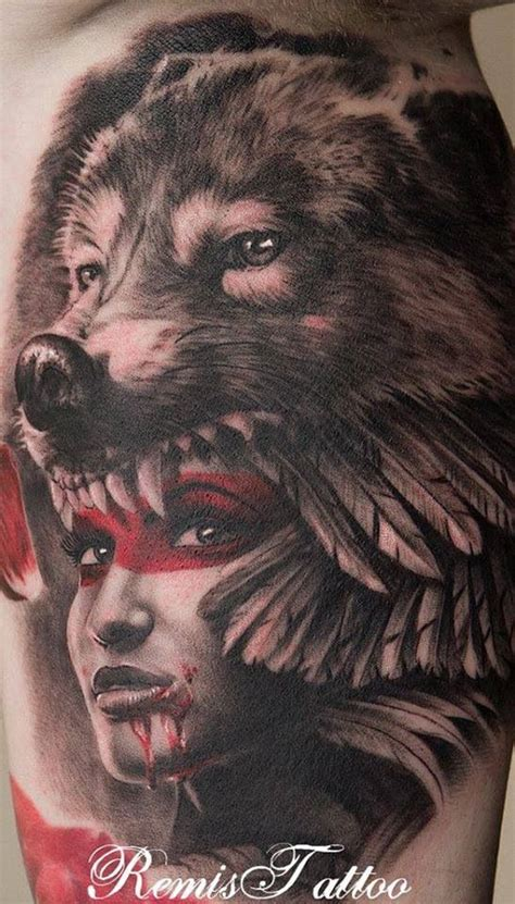 native american wolf tattoo designs 25 best american tattoos ideas on