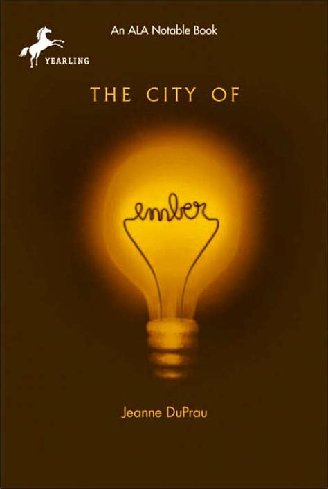the city of ember book review the city of ember by jeanne duprau 2003