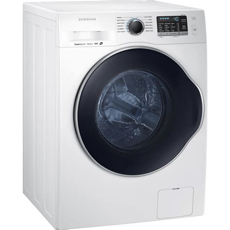 Samsung Washer Ww22k6800aw Samsung 2 2 Cu Ft 24 Quot Front Load Washer