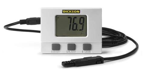 Data Logger Tm320 tm325 display temperature humidity logger dickson