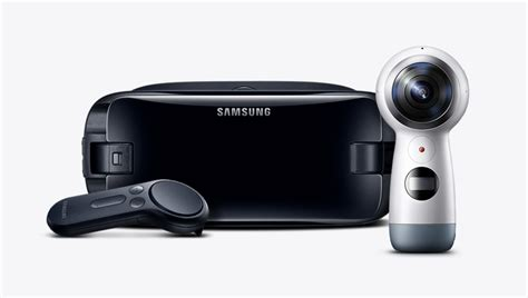 Vr Samsung samsung unveils vr motion controller and new gear 360