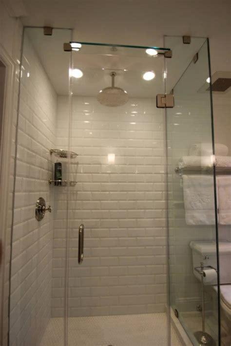 small tile shower brick style bathroom tiles contemporary bathroom