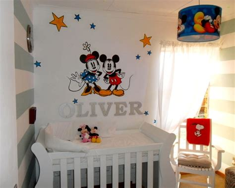 mickey mouse baby room decor unique hardscape design