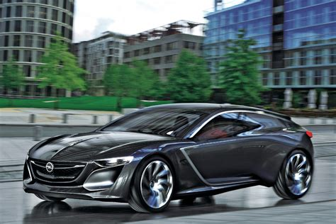 opel england opel monza four door coupe would make a sweet merc cls